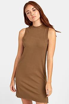 Персиковый платье lemmon