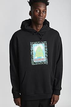 Черный свитшот pyramid man
