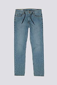 Голубые джинсы прямые e02