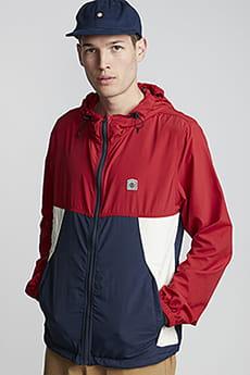 Темно-синий мужская куртка водонепроницаемая koto