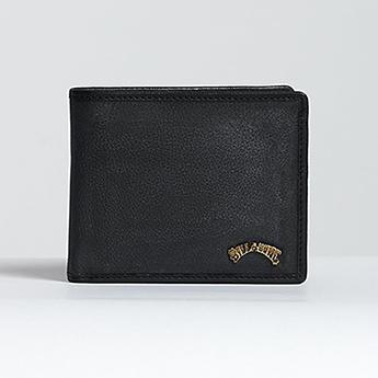 Кожаный кошелек Arch Id Leather