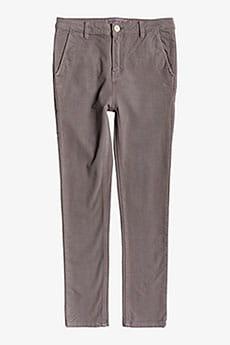 Серый детские узкие брюки-чинос krandy 8-16