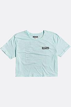 Бежевый футболка know the feeling