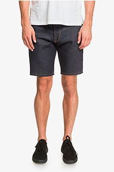 """Красные мужские джинсовые шорты modern wave 18"""""""