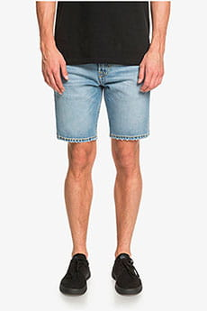 """Голубые мужские джинсовые шорты modern wave salt water 18"""""""