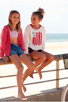 Детские джинсовые шорты Honey Sunday