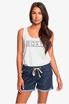 Бежевые женские джинсовые шорты milady beach
