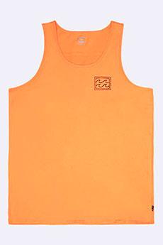 Оранжевый футболка warchild