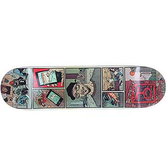 Дека для скейтборда