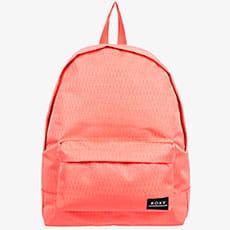 Красный маленький рюкзак sugar baby textured 16l