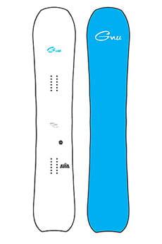 Оранжевый мужской сноуборд hyperkyarve