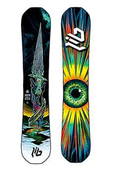 Мультиколор мужской сноуборд travis rice pro blunt