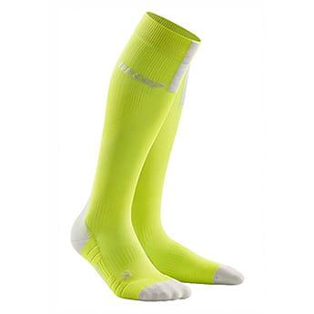 Бордовый компрессионные гольфы cep для бега cep compression knee socks