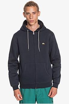 Синий мужская толстовка на молнии everyday sherpa