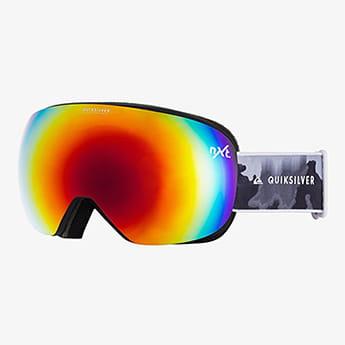 Мультиколор сноубордическая маска qs_r