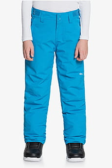 Оранжевый детские сноубордические штаны estate 8-16