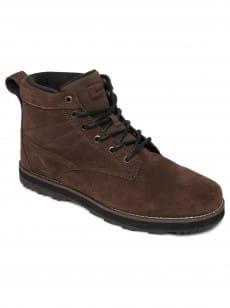 Бежевый мужские замшевые зимние ботинки gart