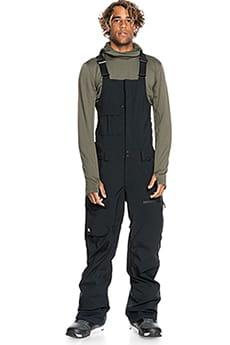 Мужские сноубордические штаны с подтяжками Utility