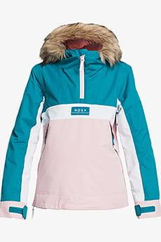 Розовый детская сноубордическая куртка shelter 8-16