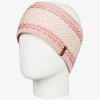 Розовый повязка на голову talya