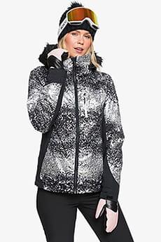 Темно-розовый женская сноубордическая куртка jet ski premium
