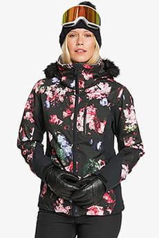 Персиковый женская сноубордическая куртка jet ski premium