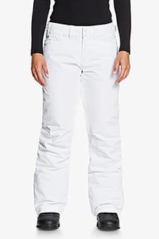 Бордовый женские сноубордические штаны backyard
