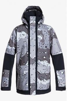 Синий мужская сноубордическая куртка command shell