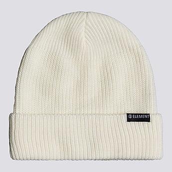 Бежевые мужская шапка kernel