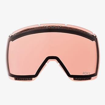 Розовый женская линза для маски