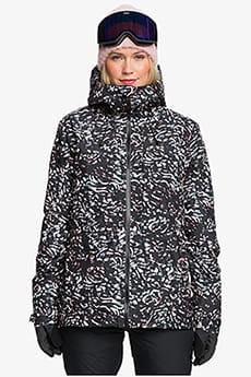 Персиковый женская сноубордическая куртка gore-tex® essence