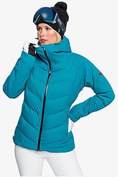 Темно-розовый женская сноубордическая куртка dusk