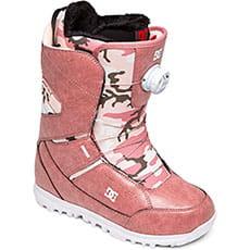 Розовые женские сноубордические ботинки boa® search
