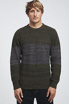 Черный свитер billabong tribong