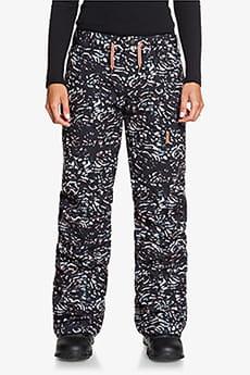 Женские сноубордические штаны Nadia Printed