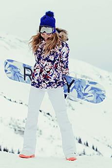 Зеленый женская сноубордическая куртка jet ski