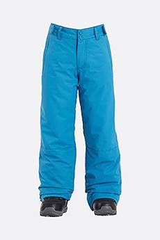 Голубой детские сноубордические штаны grom