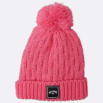 Розовые женская шапка good vibes