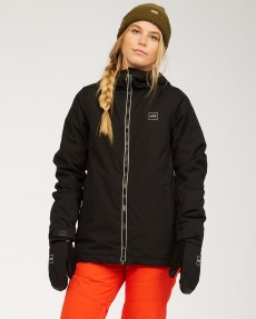 Зеленый женская сноубордическая куртка sula