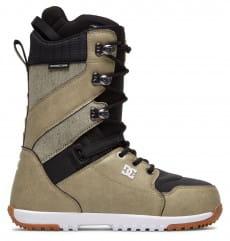 Коричневые мужские сноубордические ботинки mutiny