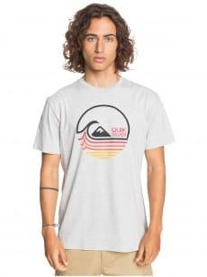 Серый мужская футболка lazy mind