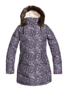 Темно-розовый женская куртка ellie printed