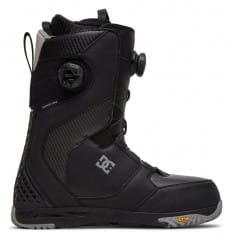 Черные мужские сноубордические ботинки shuksan