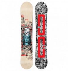 Мультиколор мужской сноуборд space echo