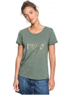 Зеленый женская футболка call it dreaming