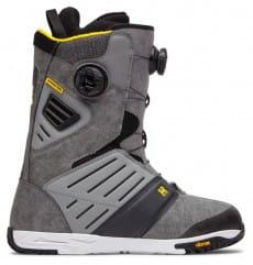 Серые мужские сноубордические ботинки judge