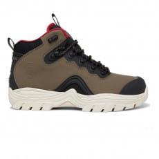 Коричневый мужские зимние ботинки navigator