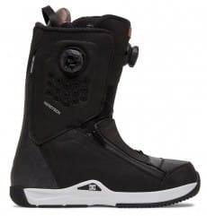 Черные мужские сноубордические ботинки travis rice