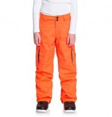 Розовый детские сноубордические штаны banshee 8-16