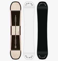 Мультиколор мужской сноуборд the 156
